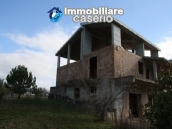 Newly built country house with land in Montenero 2