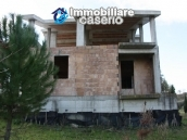 Newly built country house with land in Montenero 3