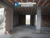Newly built country house with land in Montenero 6