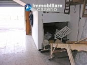 House on 4 levels with panoramic terrace in Abruzzo 12