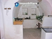 House on 4 levels with panoramic terrace in Abruzzo 13