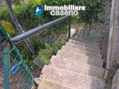 House on 4 levels with panoramic terrace in Abruzzo 15