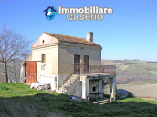 Property in Italy - Brick house with terrace for sale at Atessa 1