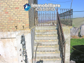 Property in Italy - Brick house with terrace for sale at Atessa 4