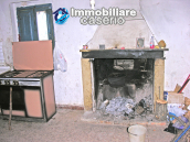 Property in Italy - Brick house with terrace for sale at Atessa 7