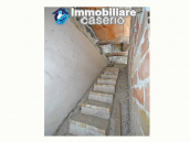 Adjoining houses for sale in the village of Furci 17