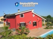 Lovely villa recently built with pool, near the sea for sale in Abruzzo, Italy 1