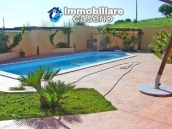 Lovely villa recently built with pool, near the sea for sale in Abruzzo, Italy 4