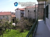 Town house with three indipendent apartments for sale in Abruzzo 12