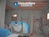 Villa under construction in Montecilfone, Campobasso 10