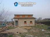Villa under construction in Montecilfone, Campobasso 2