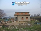 Villa under construction in Montecilfone, Campobasso 3
