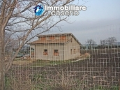 Villa under construction in Montecilfone, Campobasso 4
