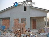 Villa under construction in Montecilfone, Campobasso 7