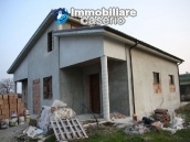 Villa under construction in Montecilfone, Campobasso 8
