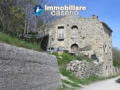 Stone house to be renovated for sale in Tornareccio 1
