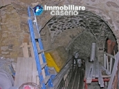 Stone house to be renovated for sale in Tornareccio 11