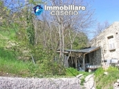 Stone house to be renovated for sale in Tornareccio 13
