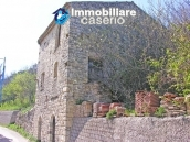 Stone house to be renovated for sale in Tornareccio 15