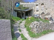 Stone house to be renovated for sale in Tornareccio 4