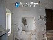 Stone village house to renovate with garden and a view hills for sale Abruzzo, Italy 11