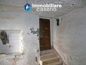 Stone village house to renovate with garden and a view hills for sale Abruzzo, Italy 12