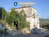 Stone village house to renovate with garden and a view hills for sale Abruzzo, Italy 13