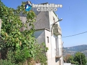 Stone village house to renovate with garden and a view hills for sale Abruzzo, Italy 14