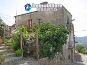 Stone village house to renovate with garden and a view hills for sale Abruzzo, Italy 15