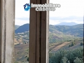 Stone village house to renovate with garden and a view hills for sale Abruzzo, Italy 3