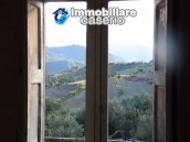 Stone village house to renovate with garden and a view hills for sale Abruzzo, Italy 4