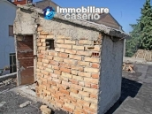 Stone village house to renovate with garden and a view hills for sale Abruzzo, Italy 6
