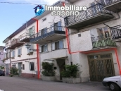 House on four levels for sale in Palmoli 1