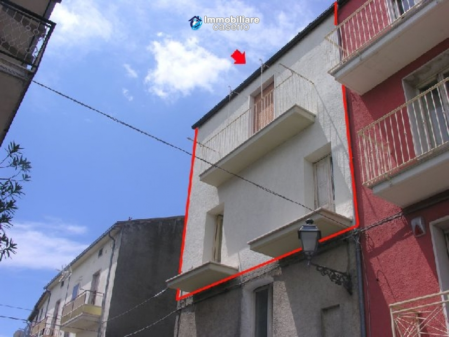 Town house in good conditions in Palmoli