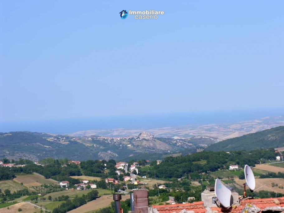 Town house sea view  for sale in Palmoli, Abruzzo
