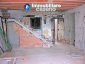 House in Palmoli under renovation work at low cost for sale, Abruzzo 4