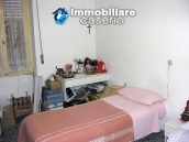Habitable house with land, garden and terrace for sale in Tornareccio, Abruzzo 11