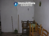 Habitable house with land, garden and terrace for sale in Tornareccio, Abruzzo 12