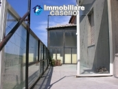 Habitable house with land, garden and terrace for sale in Tornareccio, Abruzzo 15