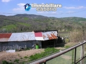 Habitable house with land, garden and terrace for sale in Tornareccio, Abruzzo 16