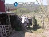 Habitable house with land, garden and terrace for sale in Tornareccio, Abruzzo 17