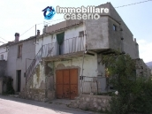 Habitable house with land, garden and terrace for sale in Tornareccio, Abruzzo 4