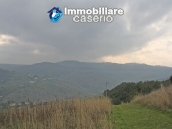 Ruins with 3 hectares of land in Trivento, Molise 11