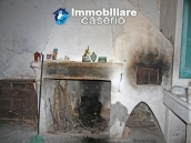 Stone country house with land for sale in Molise, Italy 10