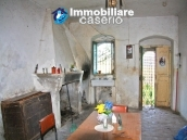 Stone country house with land for sale in Molise, Italy 11