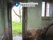 Stone country house with land for sale in Molise, Italy 12