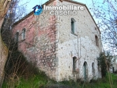 Stone country house with land for sale in Molise, Italy 17