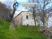 Stone country house with land for sale in Molise, Italy 18
