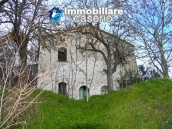 Stone country house with land for sale in Molise, Italy 20