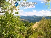 Stone country house with land for sale in Molise, Italy 21